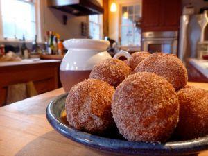 Recette Beignets, donuts, sufganiyots à la confiture (cuisine juive, Hanouka)