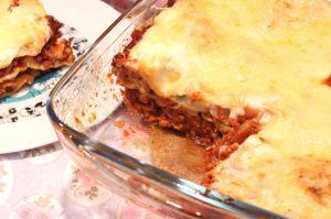 Recette Lasagnes au haché végétal