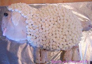 Recette Gâteau mouton