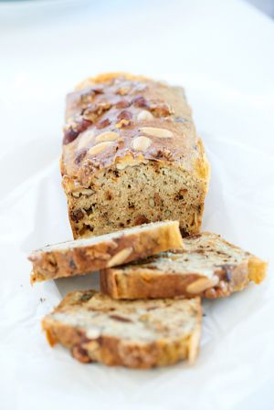 Recette Cake au Brie, carottes et noix