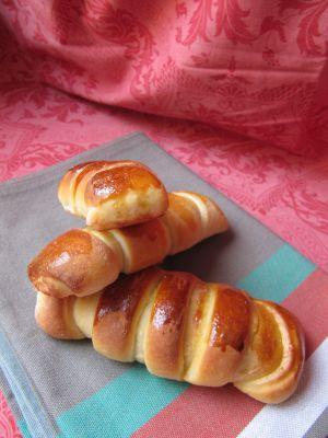 Recette Jalousies au nutella