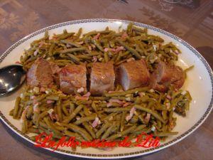 Recette Filet mignon de porc au Jurançon