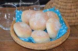 Recette Pain facile/pain à la pâte magique