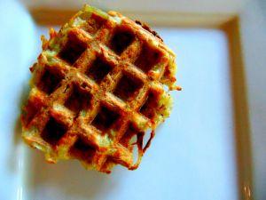 """Recette Gaufre de pommes de terre et """"full english breakfast"""""""