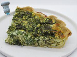 Recette Tarte all green