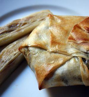 Recette Pastilla de poulet... encore