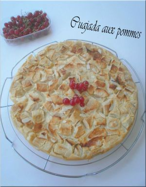 Recette Cuajada vanillée à la pomme