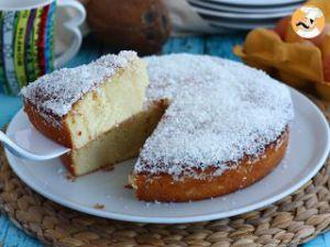 Recette Gâteau à la noix de coco brésilien