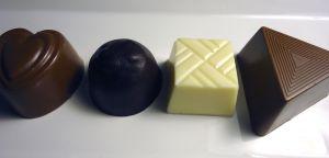 Recette Chocolats, encore des chocolats