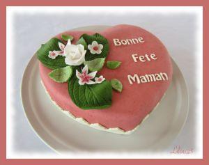 Recette Gâteau de la fête des Mères
