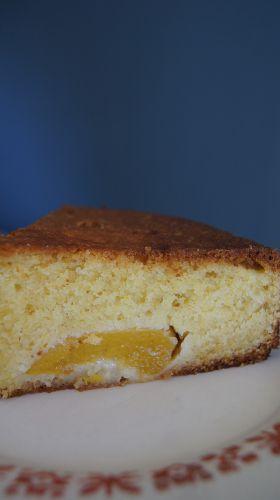 Recette Gâteaux à la polenta