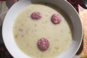 Recette Tour du monde des soupes #11