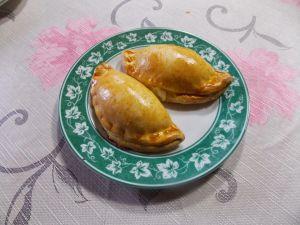 Recette Chausson au jambon