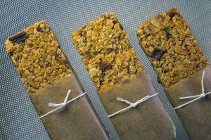 Recette Barres de céréales faciles et légères