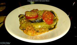 Recette Moussaka vegan (recette maison)