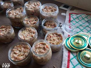 Recette Pâte de faisan, magret de canard et girolles