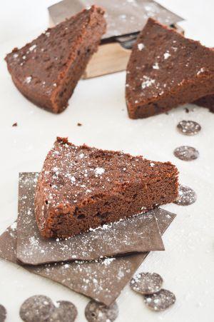 Recette Gâteau healthy chocolat betterave