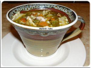 Recette Plein de Soupes