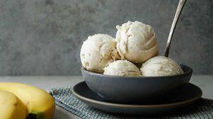 Recette Glace à la banane et vanille sans sucre au Thermomix