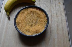 Recette Crèmes brûlées façon banane flambée