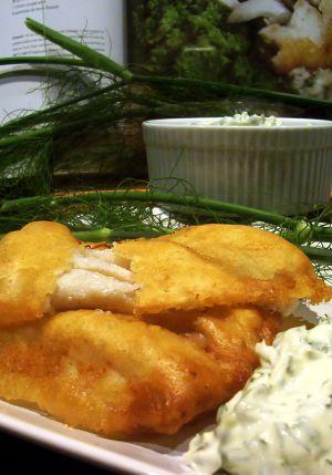 Recette Fish & chips à la Matante