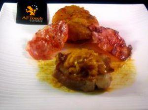 Recette Filet mignon de porc roti