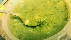 Recette Soupe aux courgettes