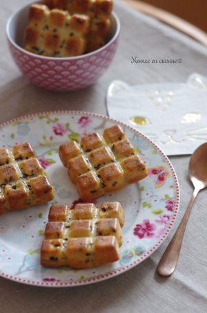 Recette Petites tablettes compotes et chocolat