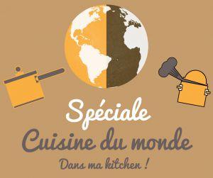 Recette C'est la Coupe du Monde de Food sur le Blog!