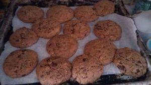 Recette Cookies chunck