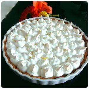 Recette Fameuse tarte au citron meringuée