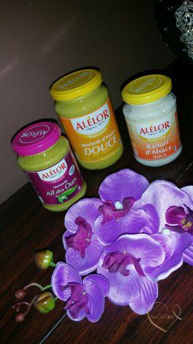 Recette Eveillez vos papilles avec une gamme authentique de moutardes