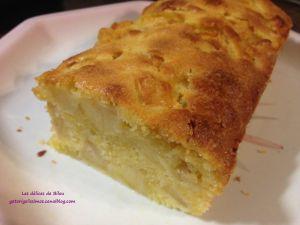 Recette Gâteau aux pommes