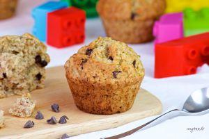 Recette Muffins aux pépites de chocolat VEGAN