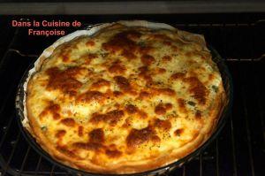 Recette Tarte à la Tomate Mozza ou Caprese en Tarte