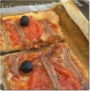 Recette Pizza Napolitaine à ma façon