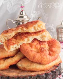 Recette Khfaf à la semoule, recette traditionnelle algérienne