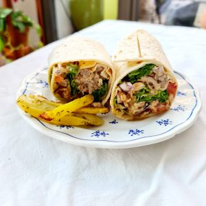 Recette Kebab maison au poulet