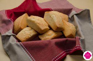 Recette Petits gâteaux de Savoie sans gluten et sans lactose