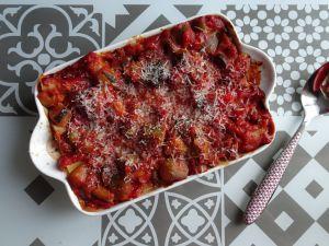 Recette Cannellonis ... comme des lasagnes #recettetotalementimprovisée #recetterapide