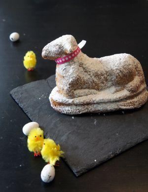 Recette Lamala, l'agneau pascal Alsacien en version sucrée