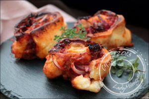 Recette Pizza rolls à la napolitaine