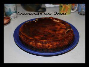 Recette Cheesecake aux Oreos