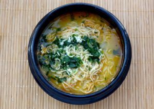 Recette Soupe à la chinoise