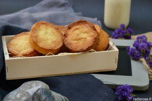 Recette Palets bretons au beurre salé sur les chemins de Cancale