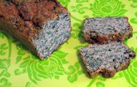 Recette Cake épinards et graines (vegan)