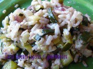 Recette Risotto de légumes