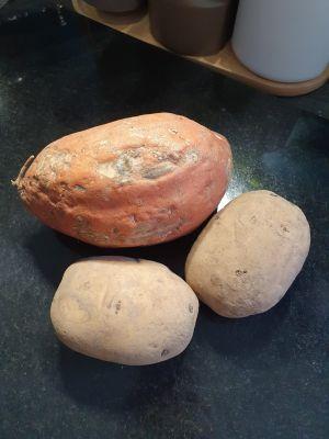 Recette Gnocchis de patate douce