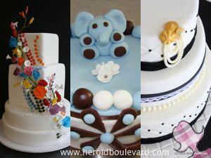 Recette Pâte à sucre : gâteaux rêvés et ateliers